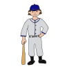 Baseball Player Picture