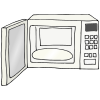 Open Microwave Picture
