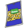 Shredded Cheese Picture