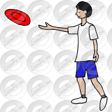 Frisbee Picture