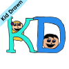 Kid Drawn Logo Picture