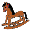 Rocking Horse Picture