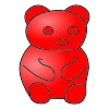 red bear Picture