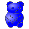 blue+bear Picture