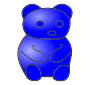 Blue Bear Picture