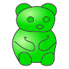 Green Bear Picture