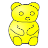 Yellow+Bear Picture