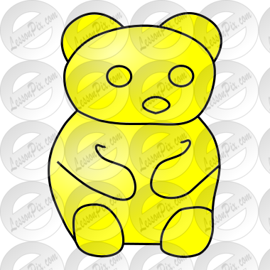 Yellow Bear Picture