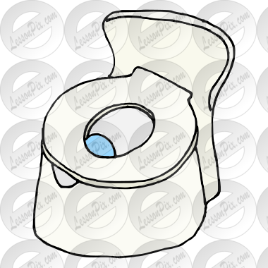 Training Potty Picture for Classroom / Therapy Use - Great ...
