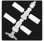 Space Station Stencil