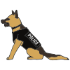 Police Dog Picture