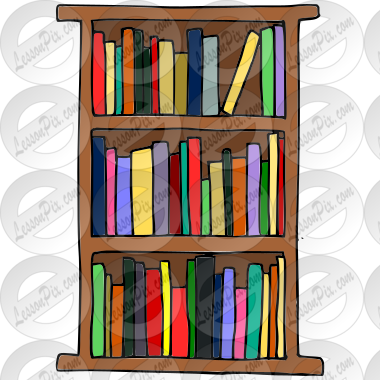 Bookshelf Picture For Classroom Therapy Use Great