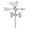 Weather Vane Picture