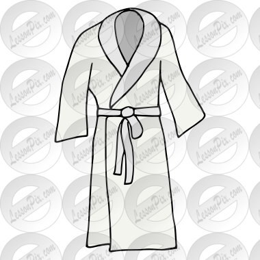 Robe Picture For Classroom Therapy Use