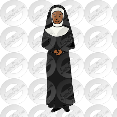 Nun Picture