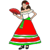 Mexican Dress Picture
