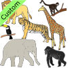 Jungle Animals Picture
