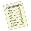 Attendance+Monitor Picture