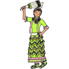 Jingle Dress Dancer Picture