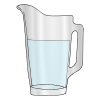 Pitcher of Water Picture