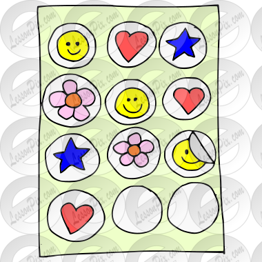 Stickers Picture for Classroom / Therapy Use - Great ...
