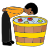 Bobbing+for+apples Picture