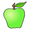 Green+Apple Picture