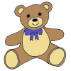 Teddy+bear+tags+say+what+is+inside+and+how+to+clean+it. Picture