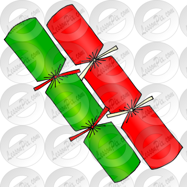 Christmas Crackers Png.Christmas Crackers Picture For Classroom Therapy Use