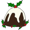 Christmas Pudding Picture