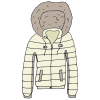 I+wear+a+coat+to+be+warm+on+cool+and+cold+days. Picture