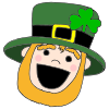 Excited+Leprechaun Picture