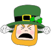 Furious Leprechaun Picture