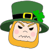Angry Leprechaun Picture