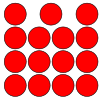 Fifteen Dots Picture