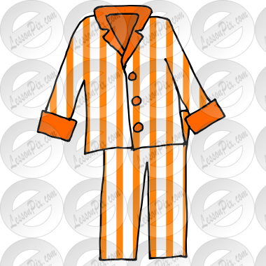 Pajamas Picture for Classroom / Therapy Use - Great ...