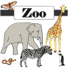 Zoo+animals Picture