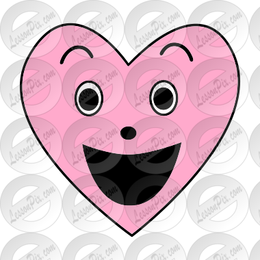 Excited Heart Picture