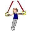 gymnastic rings Picture