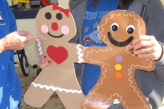Gingerbread Man Theme Ideas
