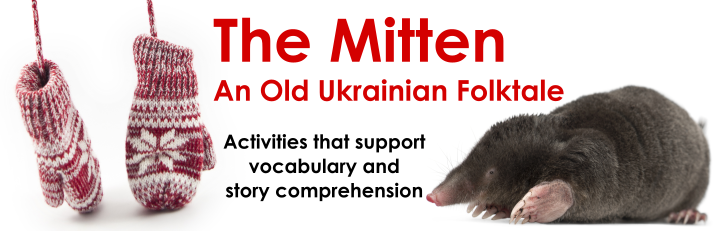 Lesson Plan: The Mitten-Story Characters and Sequence