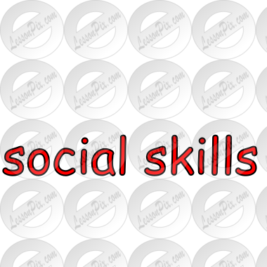 social skills Picture